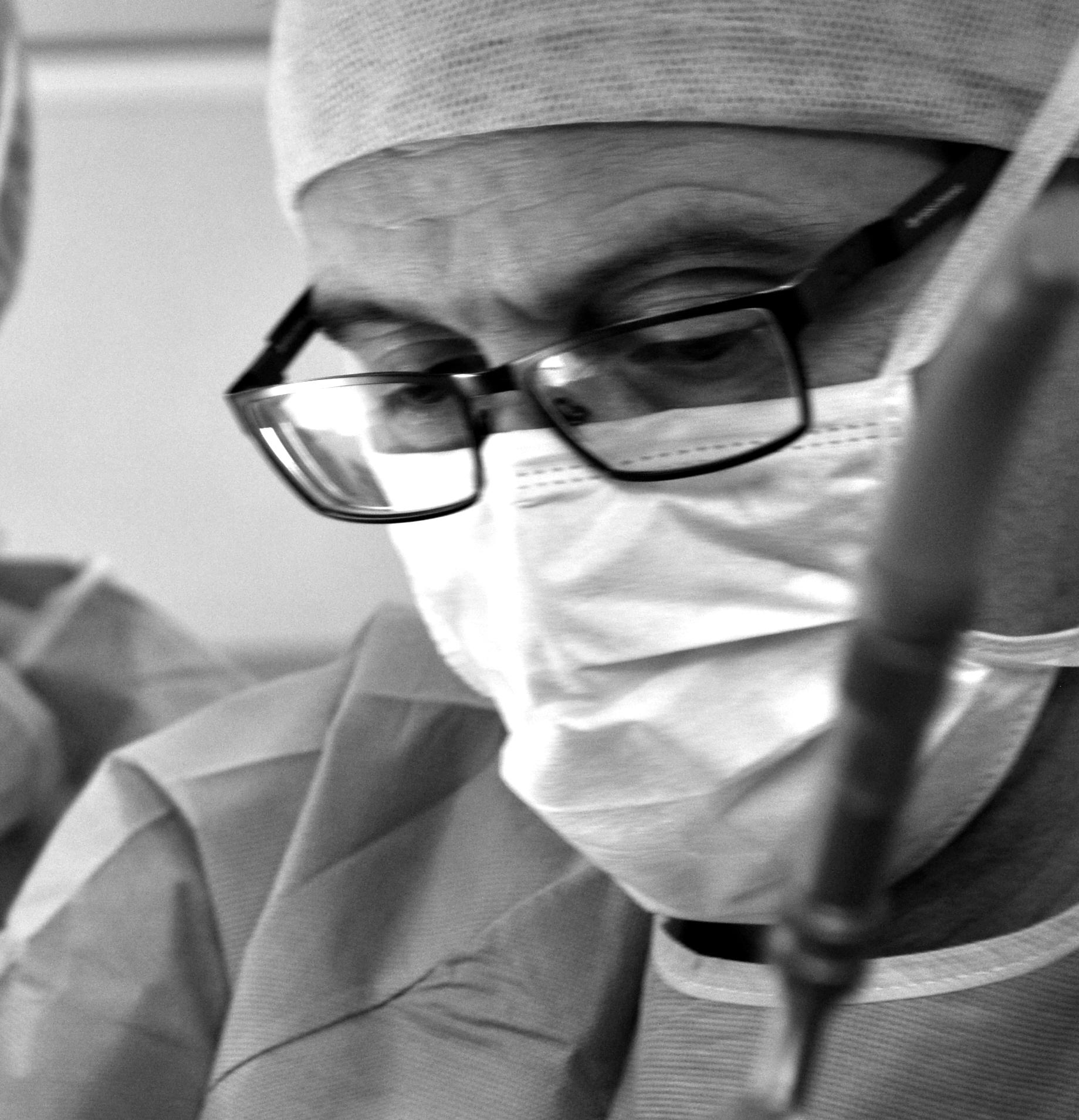 The Surgeon Docteur Spitalier